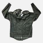 COLLAR longsleeve dark green | BOOSO