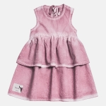 DOUBLE dress light pink | BOOSO