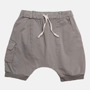 POCKET shorts gray | BOOSO