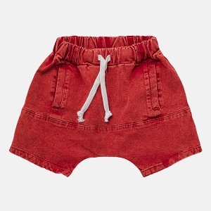ACID shorts red | BOOSO